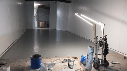 saturn resin flooring