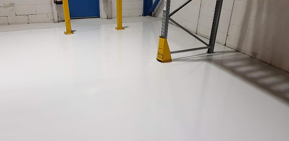 epoxy repair saturn flooring